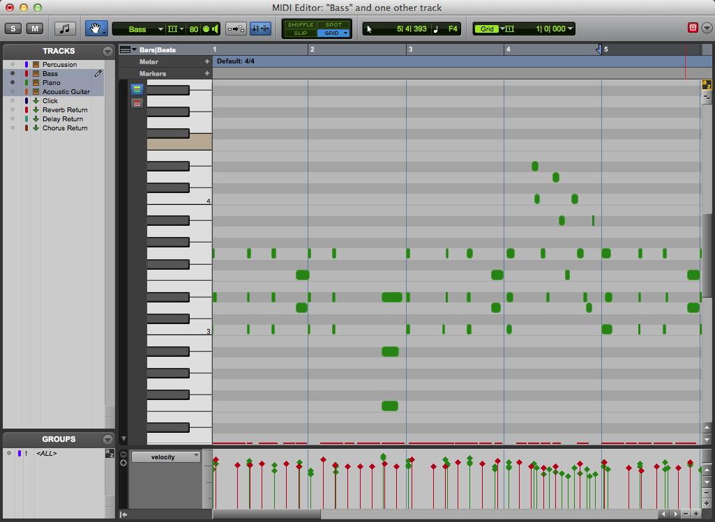 AP2460 MIDI Systems I | John Keston Classes